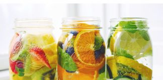 Detox diet juices
