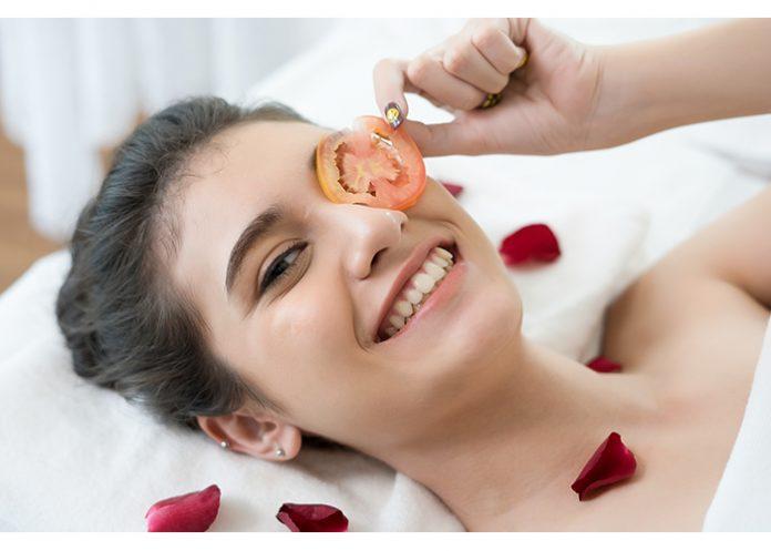 Oily skin type skincare