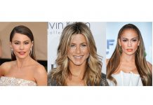 Celebrities staying young