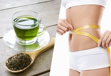 Green tea and Losing weight