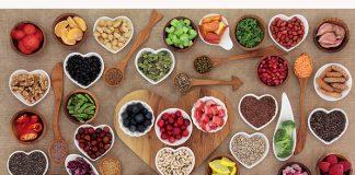 antioxidants food list