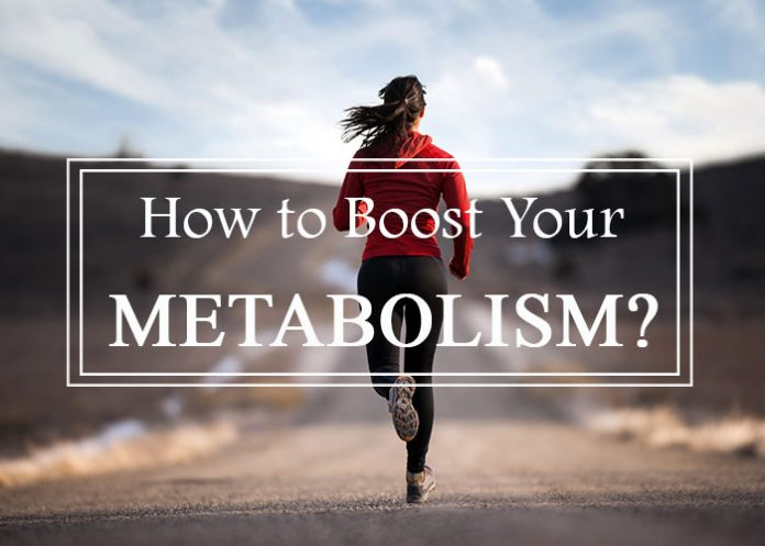 foods that Boost metabolism