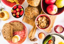 Four main food groups