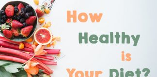 how healthy is your diet