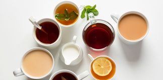 4 Herbal Teas That Will Improve Your Health