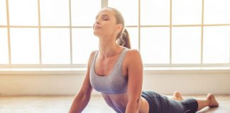 pilates method and exercise